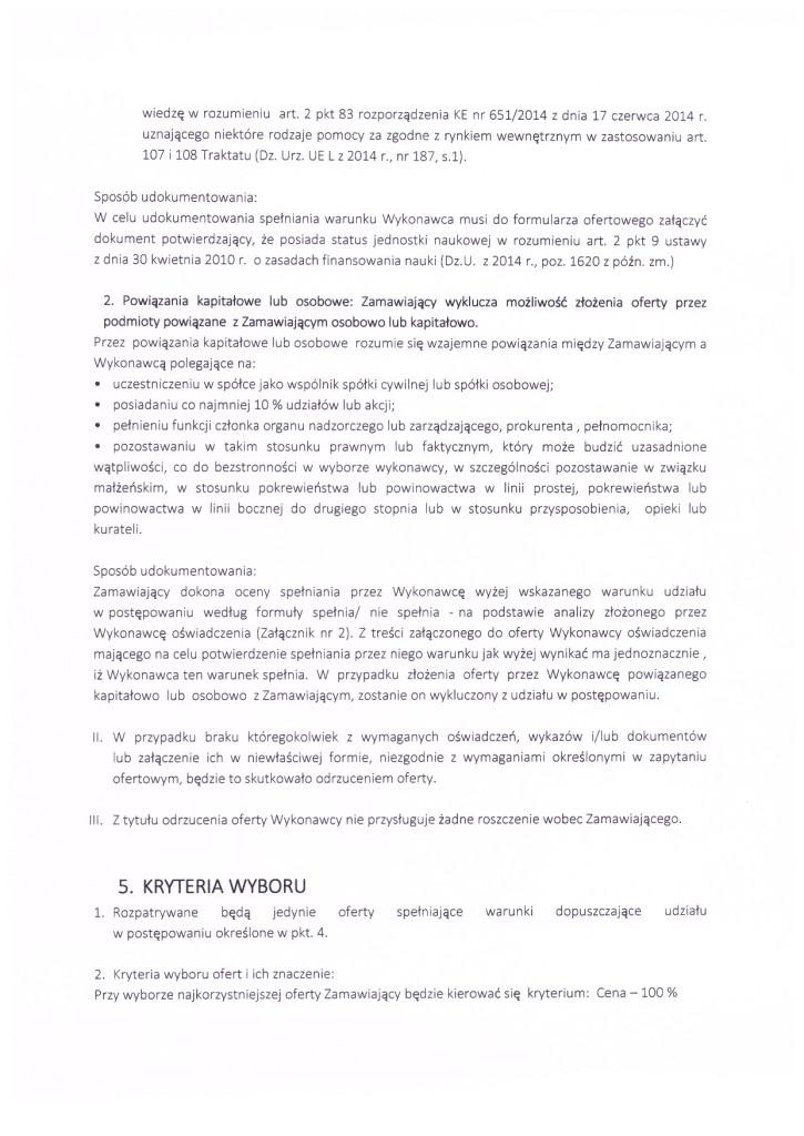 Zapytanie Ofertowe 03